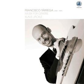 Klaus Jackle - Francisco Tarrega Music Fur Gitarre HQ LP