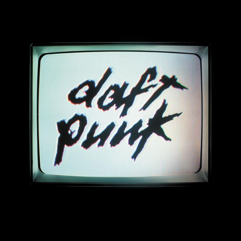 Daft Punk Human After All 2LP