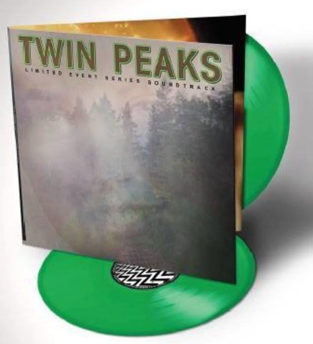Twin Peaks  2LP - Coloured Vinyl-