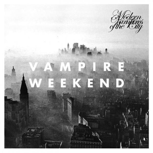 Vampire Weekend Modern Vampires LP