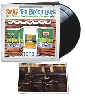 Beach Boys - The Smile Sessions Box 2LP