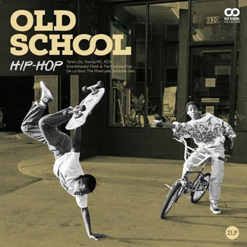 Old School Hiphop 2LP
