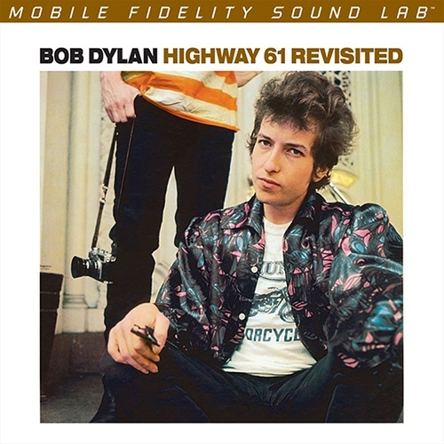 Bob Dylan Highway 61 Revisited Numbered Limited Edition SACD - Mono -