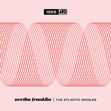 ARETHA FRANKLIN Aretha Franklin - The Atlantic Singles Collection 1968