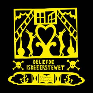 Broeder Dieleman De Liefde is de Eerste Wet LP
