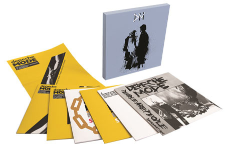 "Depeche Mode Some Great Reward - The 12"" Singles 180g 6LP"