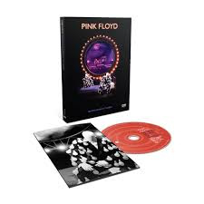 Pink Floyd Delicate Sound Of Thunder DVD Video