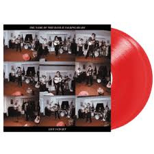 Talking Heads Name Of His Band 2LP - Red Vinyl-