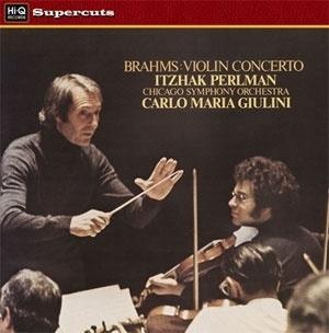 Brahms - Violin Concerto LP