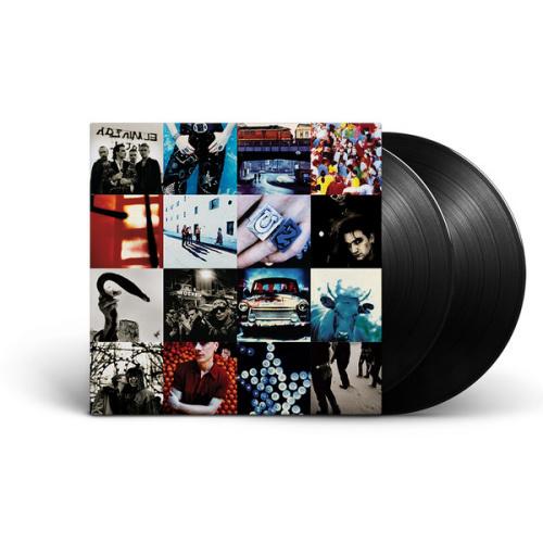 U2 Achtung Baby 180g 2LP