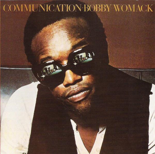 Bobby Womack Communication LP