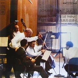 Schubert - Trout Quintet LP