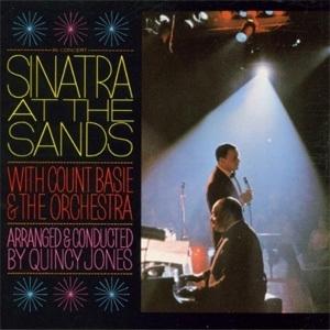 Frank Sinatra Sinatra At the Sands 180g 2LP