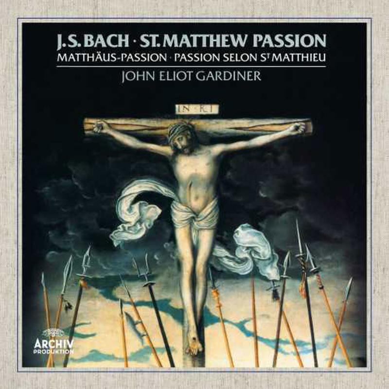 Bach St. Matthew Passion 180g 3LP