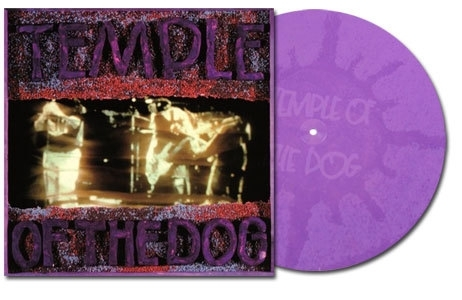 Temple Of The Dog - Temple Of The Dog 2LP  - Coloured Version-