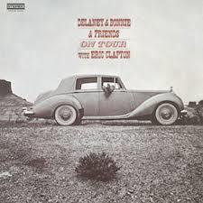 Delaney & Bonnie & Friends On Tour With Eric Clapton 180g LP