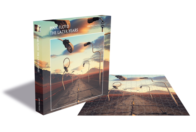 Pink Floyd Later Years Puzzel