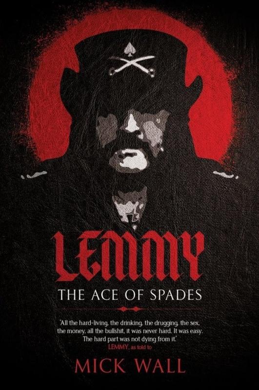 Mick Wall - Lemmy 19,99