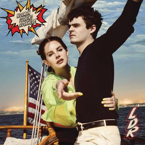 Lana Del Rey Norman Fucking Rockwell CD