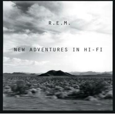 R.E.M. New Adventures In Hi-Fi 3CD