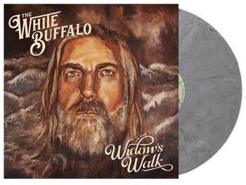 White Buffalo On Widow's Talk LP - Coloured Vinyl-