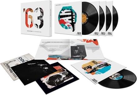 John Coltrane 1963: New Directions 5LP Box Set