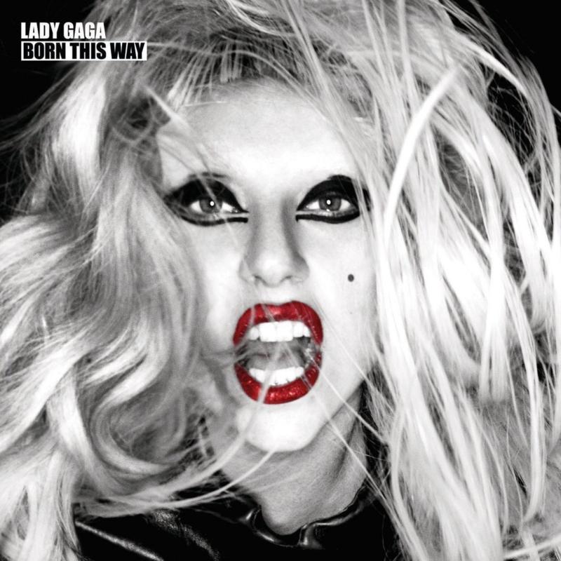 Lady Gaga Born This Way 2LP