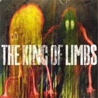 Radiohead The King Of Limbs LP