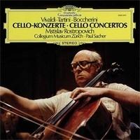 Vivaldi - Tartin Boccherini Cello Concertos HQ LP