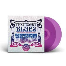 The Moody Blues Live At The Isle Of Wight Festival 1970 180g 2LP - Violet Vinyl-