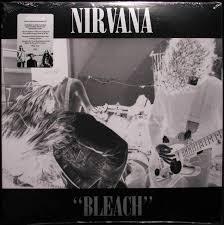 Nirvana Bleach 2LP
