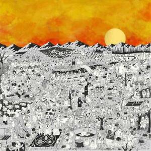 Father John Misty Pure Comedy 2LP