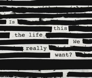 Roger Waters Is This Life We Really Want HQ 2LP