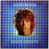 David Bowie - Space Oddity LP 2016 Remastered.