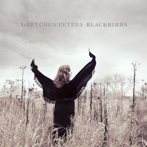 Gretchen Peters - Blackbirds LP.