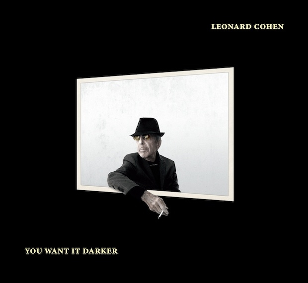 Leonard Cohen You Want It Darker LP