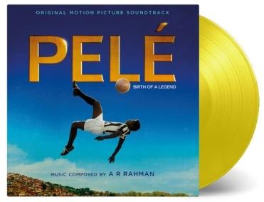 Pele LP - Coloured Version-