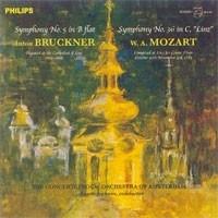 Bruckner & Mozart - No.5 No. 36 2LP