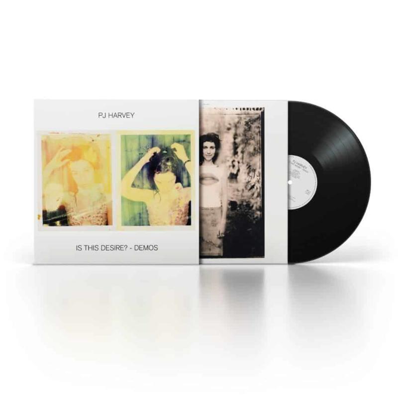 PJ Harvey Is This Desire? - Demos 180g LP