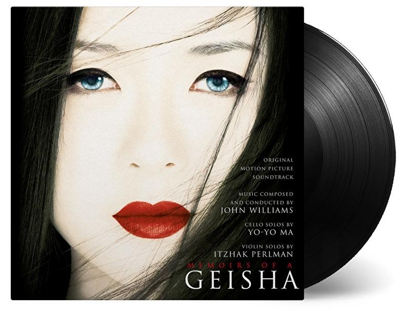 ORIGINAL SOUNDTRACK: MEMOIRS OF A GEISHA LP