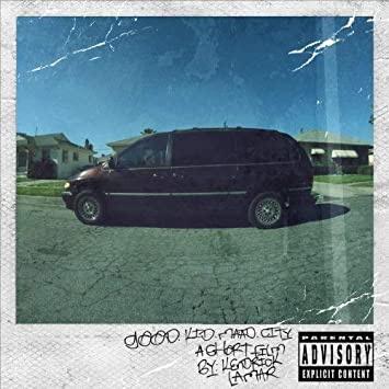 Kendrick Lamar Good Kid M.A.A.D City 2LP