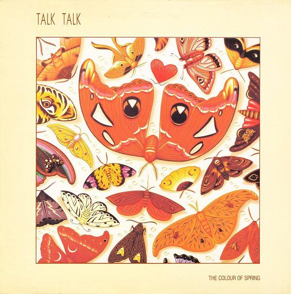 Talk Talk  Colour Of Spring LP + DVD