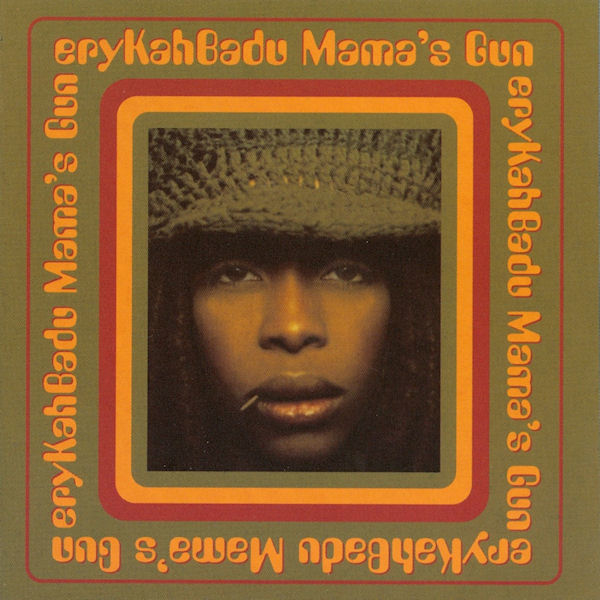 Erikah Badu Mama's Gun CD