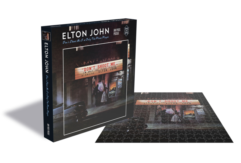Elton John Dont Shoot Me I Am The Piano Player Puzzel
