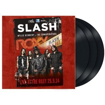 Slash - Live At The Roxy 3LP