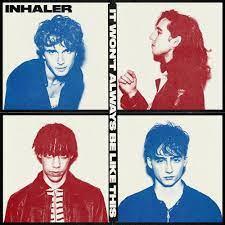 Inhaler  It Won't Always Be Like This CD