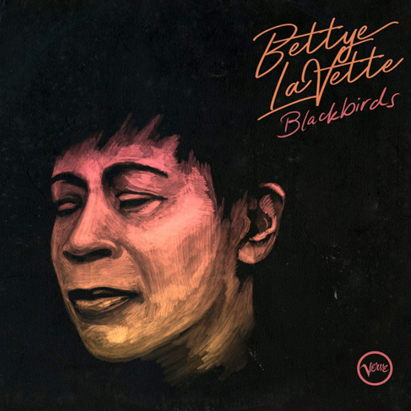 Bettye LaVette Blackbirds LP - Black Grey Vinyl-