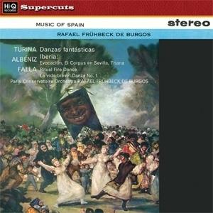 Music Of Spain LP.
