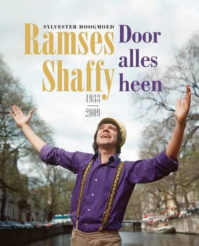 Ramses Shaffy Door Alles Heen Boek + 2CD