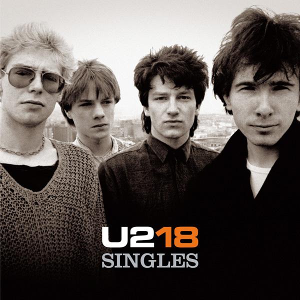 U2 U218 Singles 2LP